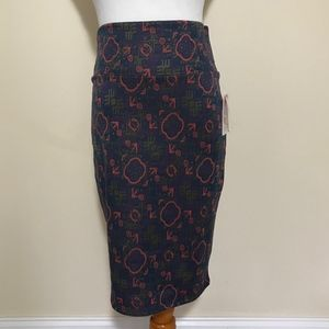 LuLaRoe Cassie Pencil Skirt NWT Size S